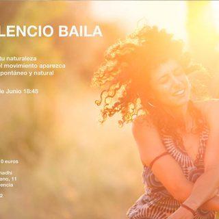 ECSTATIC DANCE VALENCIA COMMUNITYED Junio 17 900