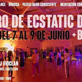 21 RETIRO ECSTATIC DANCE VALENCIA COMMUNITY