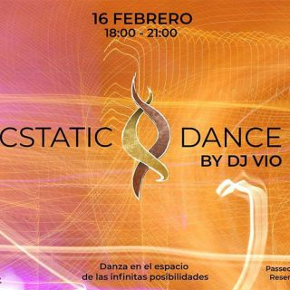 26 ECSTATIC DANCE VALENCIA COMMUNITY