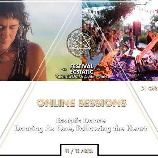 Festival Ecstatic Dance Online