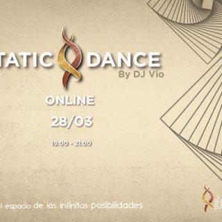 ECSTATIC DANCE ONLINE 28 MARZO