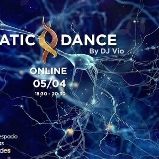 ECSTATIC DANCE ONLINE 5 ABRIL