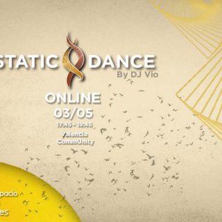 ecstatic dance ONLINE 03 MAYO 2020