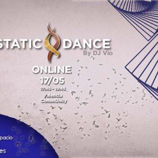 ecstatic dance ONLINE 17 Mayo