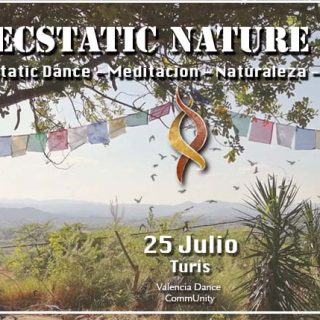 Ecstatic Nature Day 25 JULIO