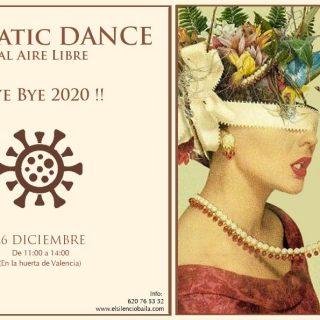 Ecstatic Dance Valencia al aire libre