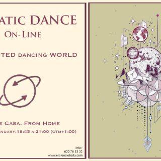Ecstatic Dance Online Valencia