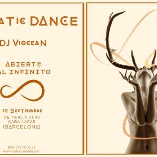 ECSTATIC DANCE BARCELONA